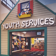 Image for Westacres Youth Room page