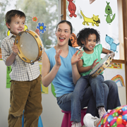 Image for Early Childhood Educators & Providers page
