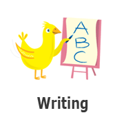 Image for Writing Activities page